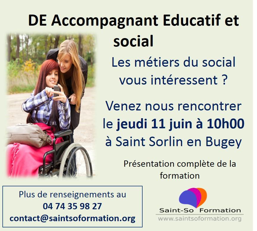 Réunion information AES 2020