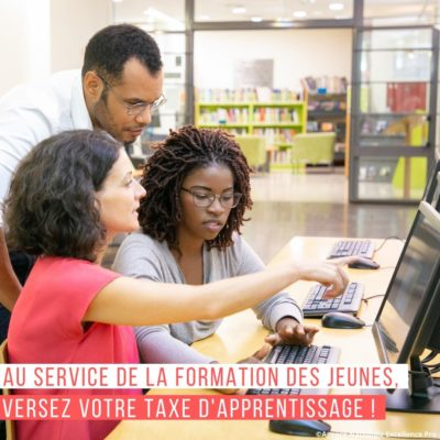 Taxe apprentissage formation 2